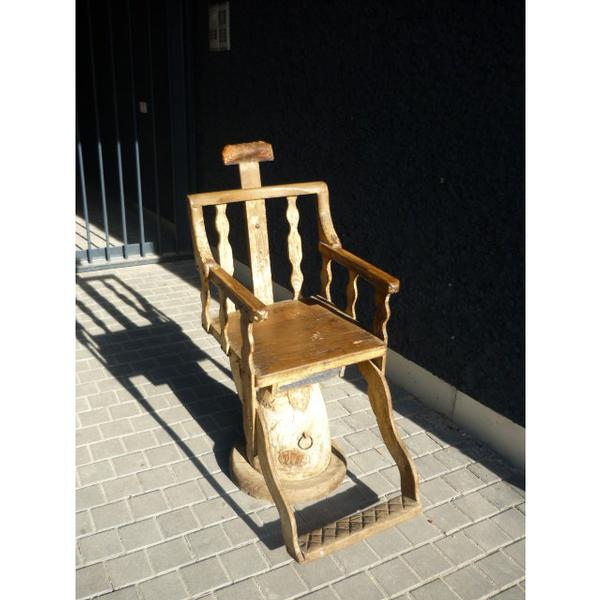 sillon barbero SXIX